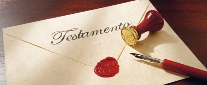 successione testamentaria