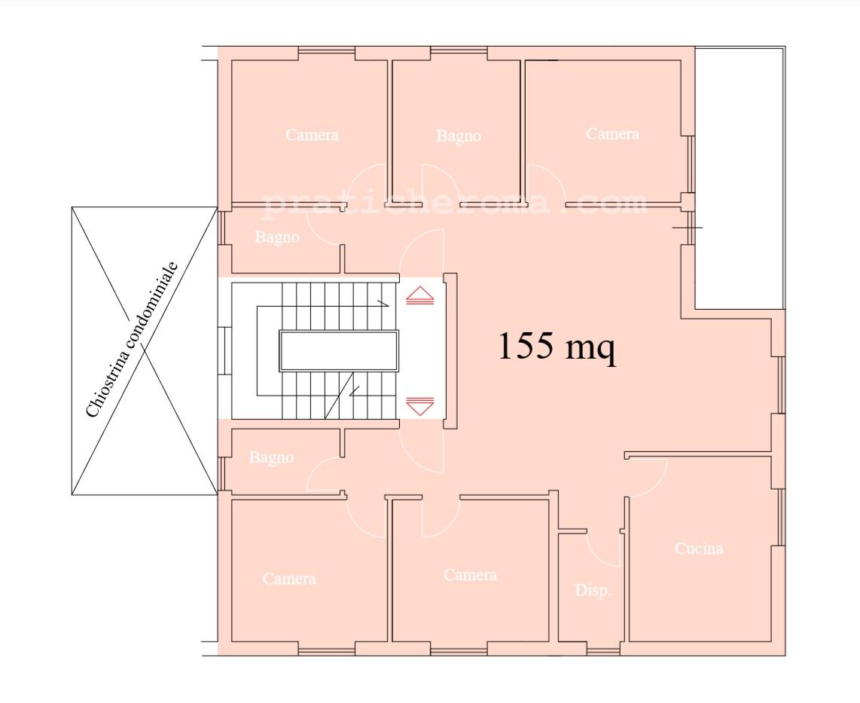 Frazionare Un Appartamento A Roma Praticheroma Geometra Roma Studio Tecnico