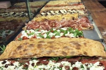 Aprire una pizzeria a taglio a Roma