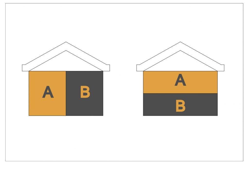 come fondere due appartamenti a roma