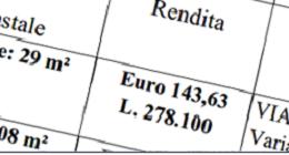 quanto costa la variazione catastale a roma