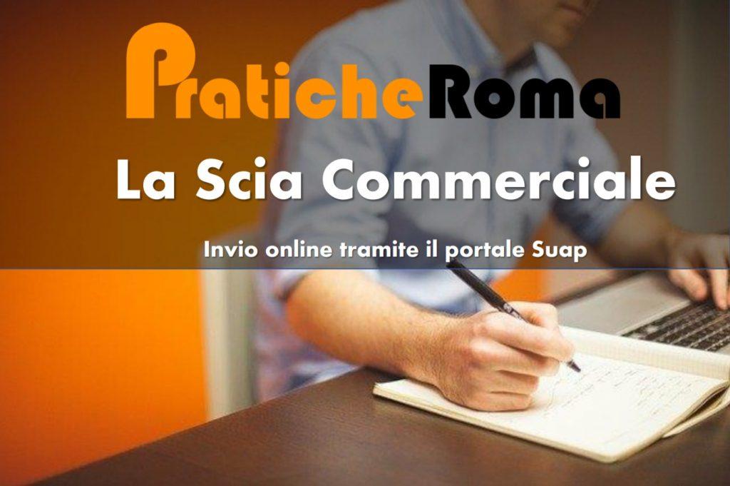 scia online telematica roma